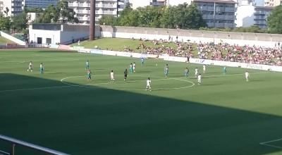 なでしこリーグ観戦 伊賀フットボールクラブくノ一vsINAC神戸3