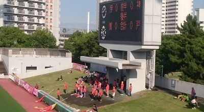 なでしこリーグ観戦 伊賀フットボールクラブくノ一vsINAC神戸1