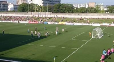 なでしこリーグ観戦 伊賀フットボールクラブくノ一vsINAC神戸5