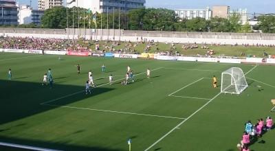 なでしこリーグ観戦 伊賀フットボールクラブくノ一vsINAC神戸6