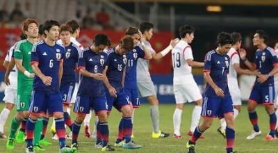 サッカー日本代表、男子・女子共に東アジアカップ連覇を逃す