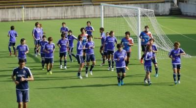 なでしこジャパン韓国戦 2015EAFF東アジアカップ1