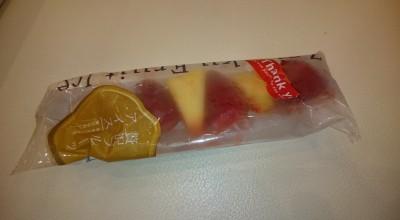 土岐よりみち温泉の冷凍フルーツアイス