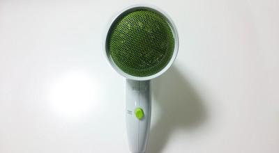 【コイズミ】HUGE マイナスイオンドライヤー8