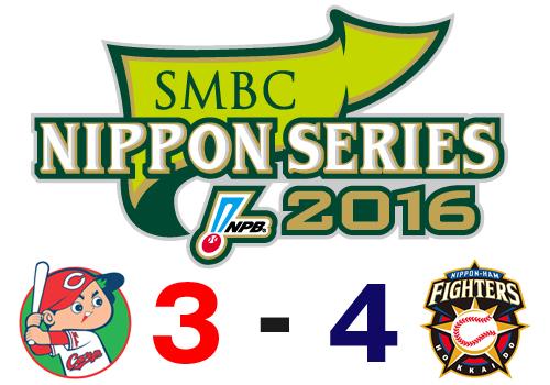 日本シリーズ2016第3戦